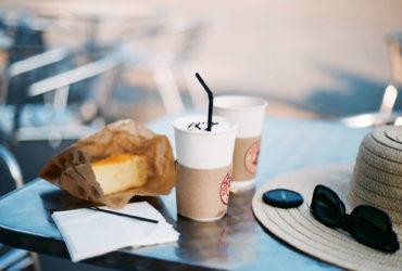 Office morning breakfast